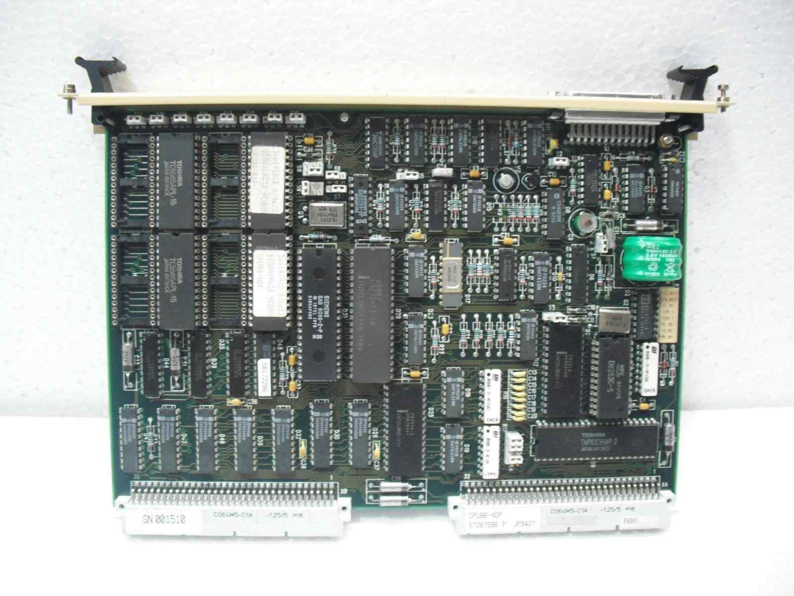 ABB (Asea Brown Boveri) CPU86-NDP Processor Card | Marine
